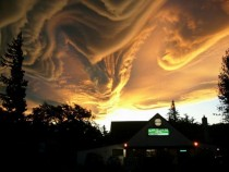 Asperatus cloud formations