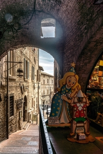 Assisi backalley
