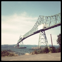 Astoria-Megler Bridge Oregon x