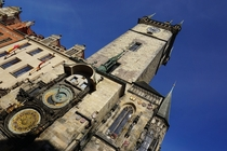Astrological Clock Tower - Prague Czech Republic