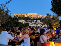 Athens rooftop bars with view of the Acropolis A must during any summer visit there