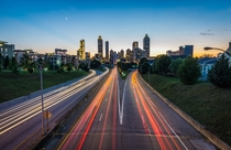 Atlanta from Jackson Street Bridge Photo credit to Joey Kyber