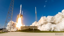 Atlas V launch of the EchoStar XIX internet satellite