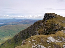 Atop Ben Lomond Scotland