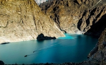 Attabad Lake Gojal Pakistan  Photo By Farhad Majeed