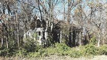 Aunt Sallys house in Tennessee Its been abandoned for over  years