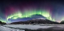 Aurora Borealis Over Norway Photographer Frank Olsen