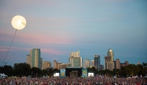 Austin Texas during this weekends ACL Music Festival