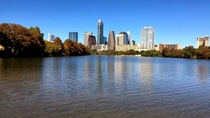 AustinTexas on a crisp Thanksgiving morning