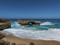 Australia - on the great ocean road the picture doesnt do it justice - so stunning  OC