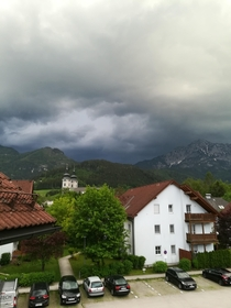Austria The storm is approaching