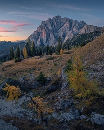 Autumn in the Dolomites  IG holysht