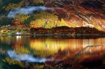 Autumn in the Scottish Highlands