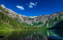 Avalanche Lake Glacier National Park Montana OS in comments