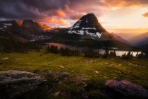 Awakened - Glacier National Park -