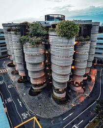 Awesome buildings in Singapore