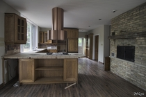 Awesome Kitchen Inside an Abandoned Toronto Home Soon To Be Demolished