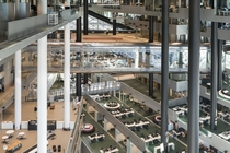 Axel Springer Campus Berlin Germany designed by OMA in
