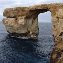 Azur Window Gozo Island Malta featured in Game of Thrones and the OG Clash of Titans