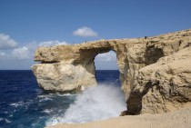 Azure Window in Malta