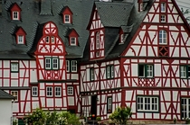 Bacharach Village Rhineland-Palatinate Germany  By Eddie Chui