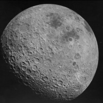 Back side of the Moon  April  by Apollo  Astronauts