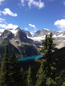 Backpacking in Canadas Gorgeous Landscape - Assiniboine Provincial Park maybe some Banff too