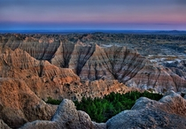 Badlands National Park by Jay Wanta