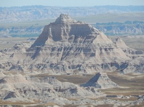 Badlands National Park SD