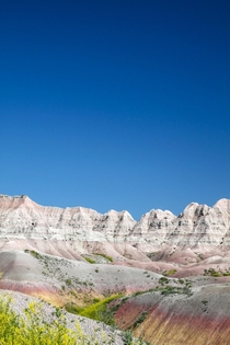 Badlands National Park USA