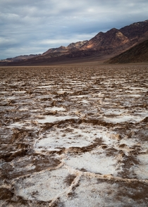 Badwater Basin Death Valley CA