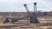 Bagger  - the worlds biggest excavator Germany