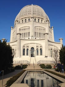 Bah Temple in Wilmette IL