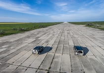 Baherove Air Base Ukraine