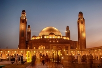 Bahria Grand Jamia Mosque Lahore  x-post rExplorePakistan
