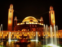Bahria Grand Mosque Lahore