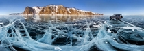 Baikal Lake deepest lake in the world