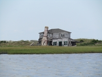 Baker-Holderness House - Cape Lookout - Outer Banks NC