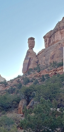 Balanced Rock Colorado National Monument Grand Junction Colorado
