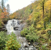 Bald River Falls Cherokee National Forest TN