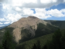 Baldy Mountain Philmont Scout Ranch Cimarron NM