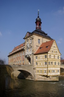 Bamberg Germany - Old Town Hall