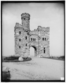 Bancroft Tower Worcester Massachusetts