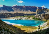 Band-e Amir Afghanistans First National Park