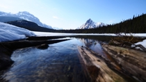 Banff National Park in late spring
