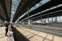 Bang Sue Central Station being constructed in Bangkok Thailand -  - Bangkok Post