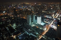 Bangkok Thailand at night
