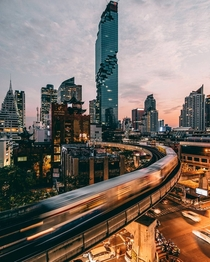 Bangkok Thailand  by Rockkhound