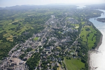 Bangor Wales Photograph from