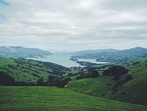 Banks Peninsula NZ